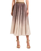 Agnona Oversized Silk Poncho Shirt and Matching Items