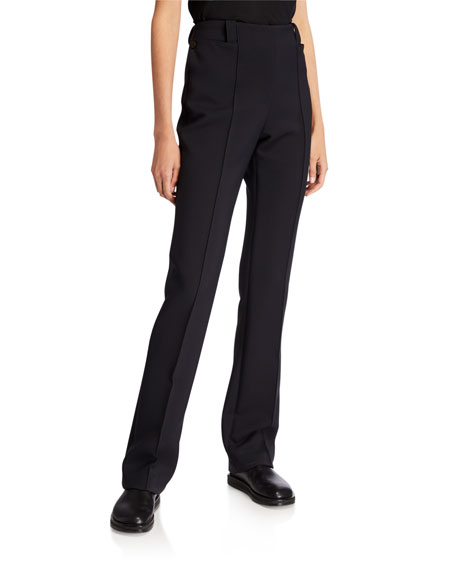 THE ROW Yasmeen Technical Stretch Pants