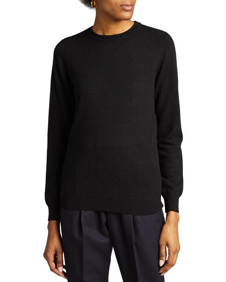 Brunello Cucinelli Cashmere Basic Crewneck Sweater