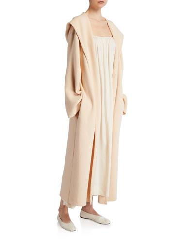 Eliona Merino Wool Cashmere  Coat