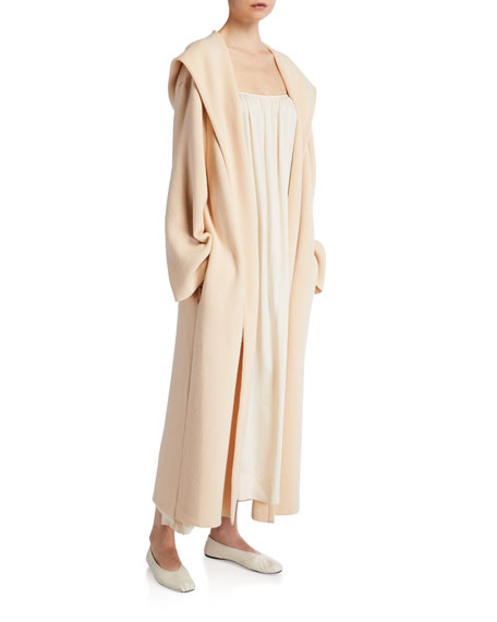 THE ROW Eliona Merino Wool Cashmere  Coat