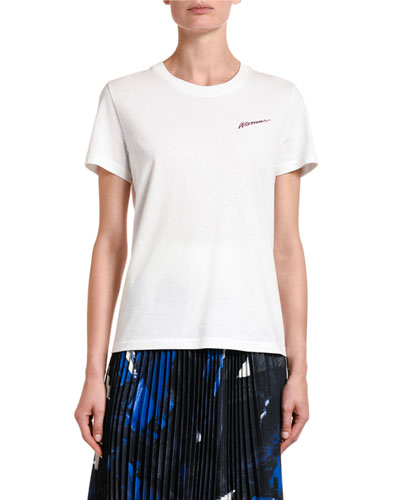 Casual Woman Graphic Tee