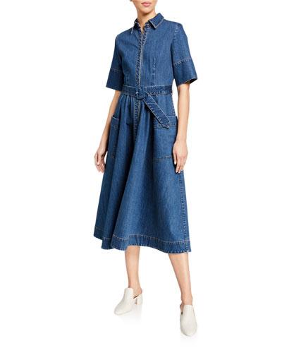 Co Midi Dress | Neiman Marcus