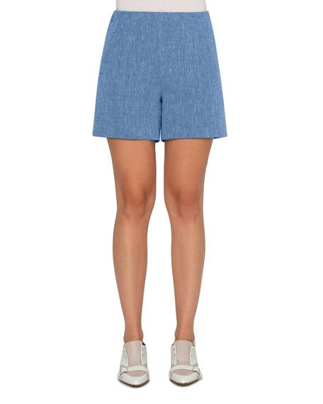 Akris Linen Shorts