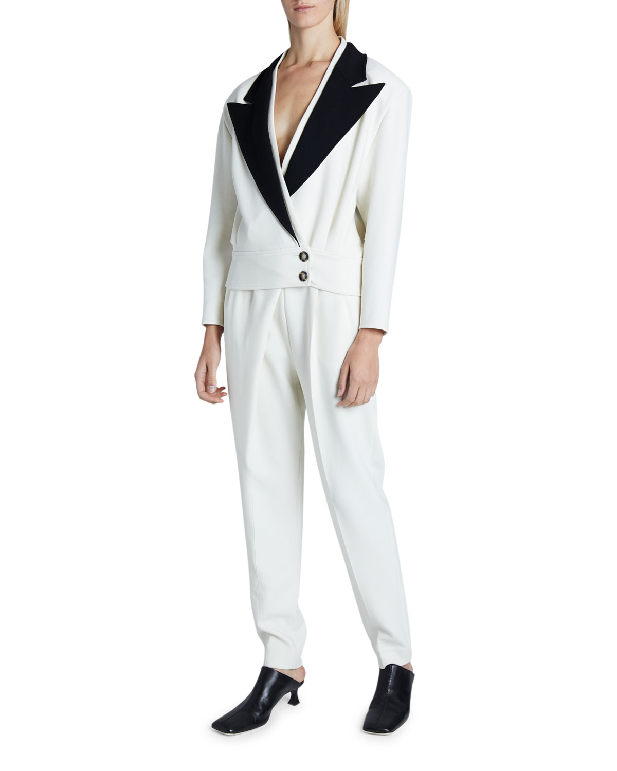 Proenza Schouler STRETCH SUITING JACKET