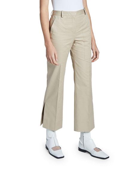 Nina Ricci Straight Leg Trousers