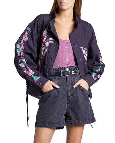 Goldy Tropicalia Jacket