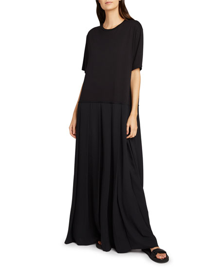 THE ROW Maja Jersey Maxi Dress