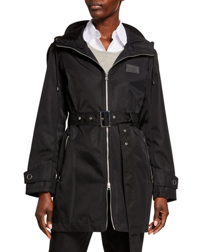 Knighton Lightweight Parka Coat