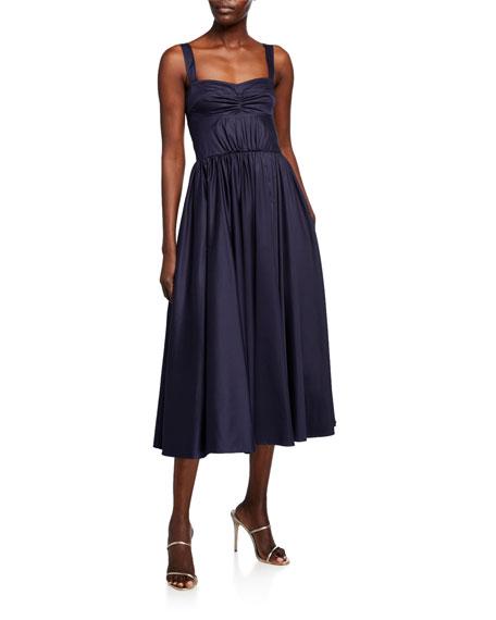 Jason Wu Collection Sleeveless Poplin Day Dress