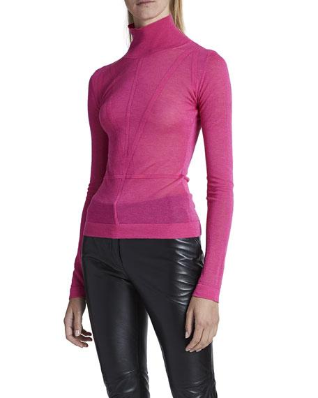 Altuzarra Reiko Mock-Neck Sweater