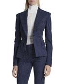 Altuzarra Kaiyo Stitched Blazer Jacket and Matching Items