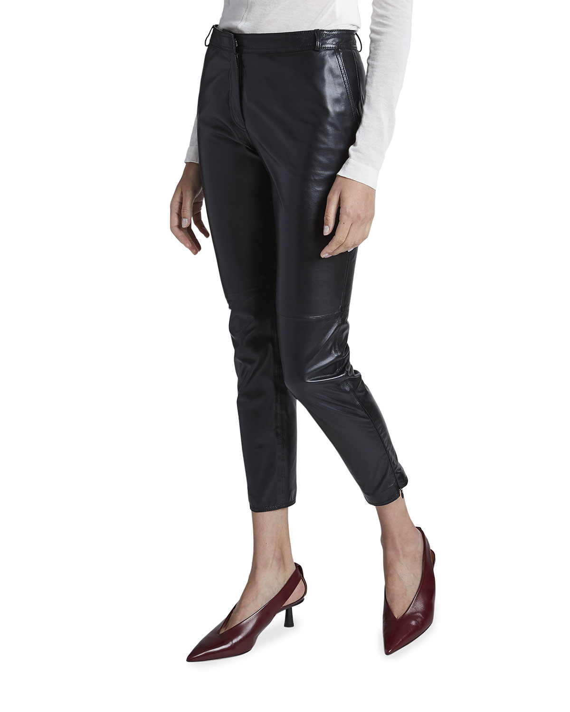 Henri Leather Pants