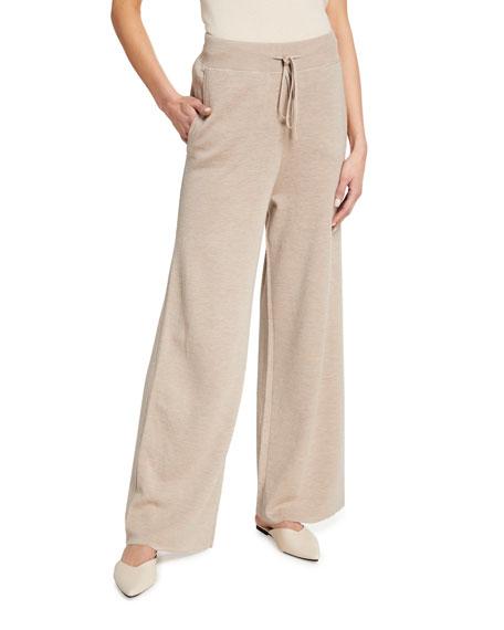 Maxmara Kenya Wool Knit Pants