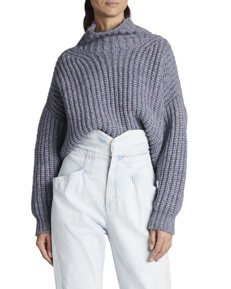 Isabel Marant Wool Turtleneck Sweater