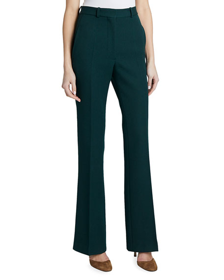 Victoria Beckham High-Rise Flare Trousers