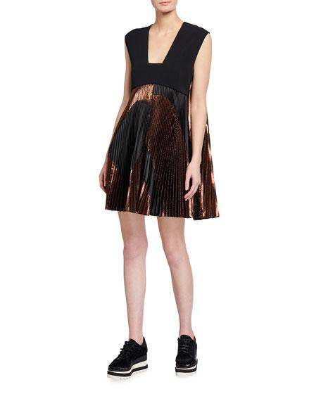 Stella McCartney Luella Fit-and-Flare Dress