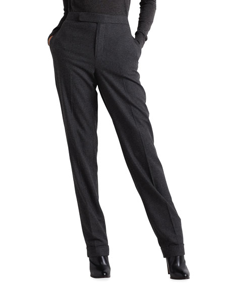 Ralph Lauren Collection Aubree Wool Pants