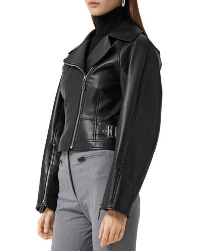 Lydney Leather Jacket