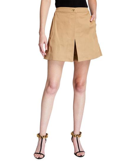 Givenchy Wrap Short Culottes