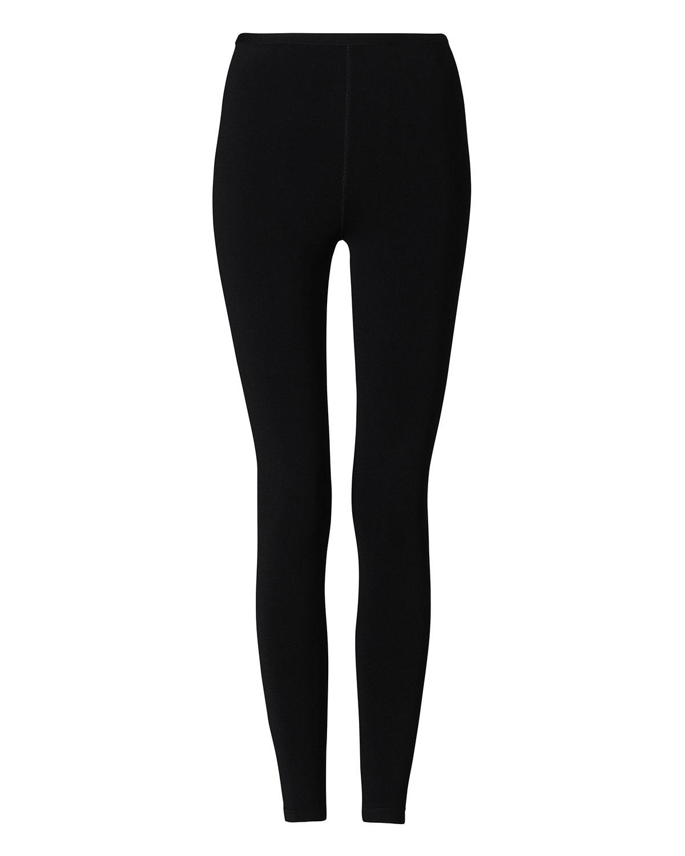 Basic Stretch Wool Leggings