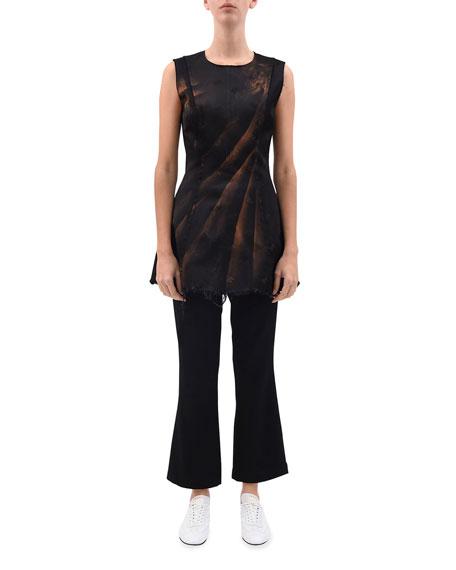 Marni Solar-Print Tunic Dress