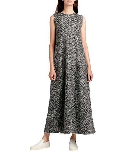 THE ROW Adda Sleeveless Long Dress