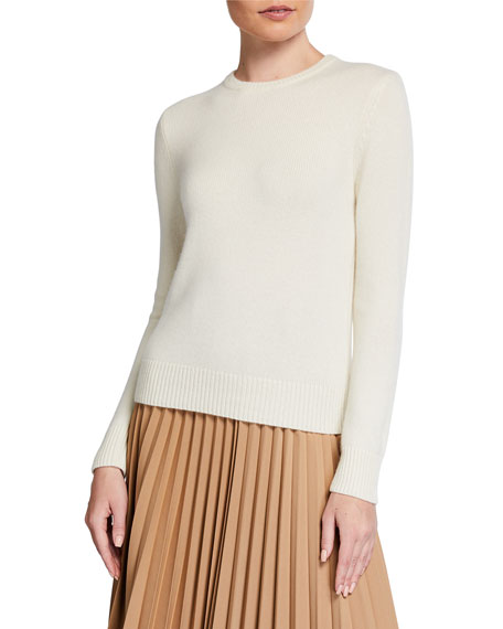 Co Fitted Cashmere Sweater