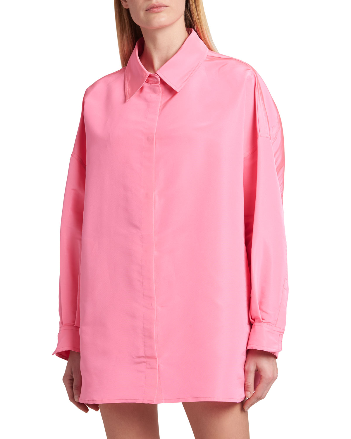 Valentino Jackets OVERSIZED BUTTON-DOWN TOP