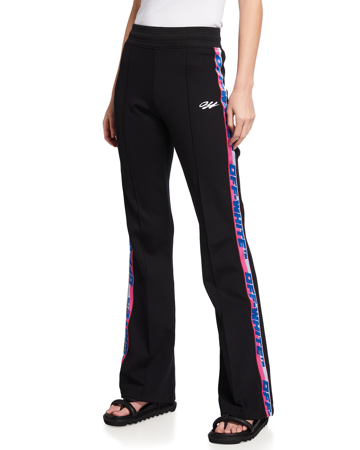 Off-White TAPE TRACK PANTS