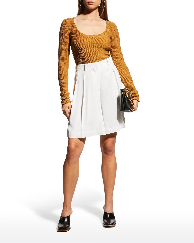Isabelle Bermuda Shorts
