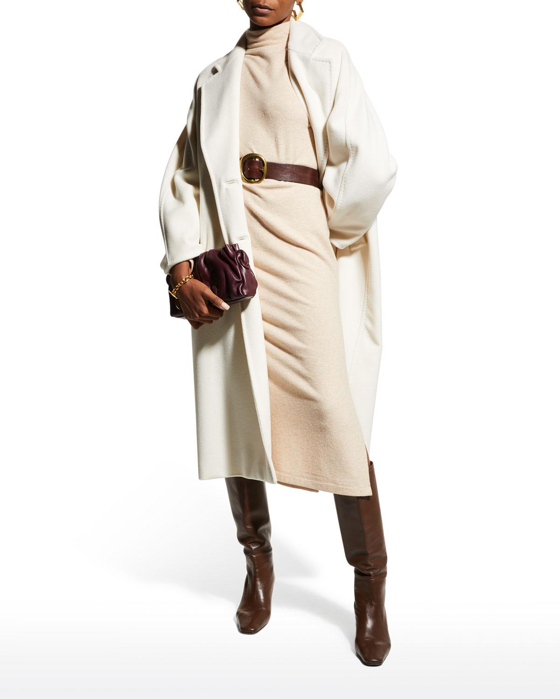 Madame Wool-Cashmere Coat