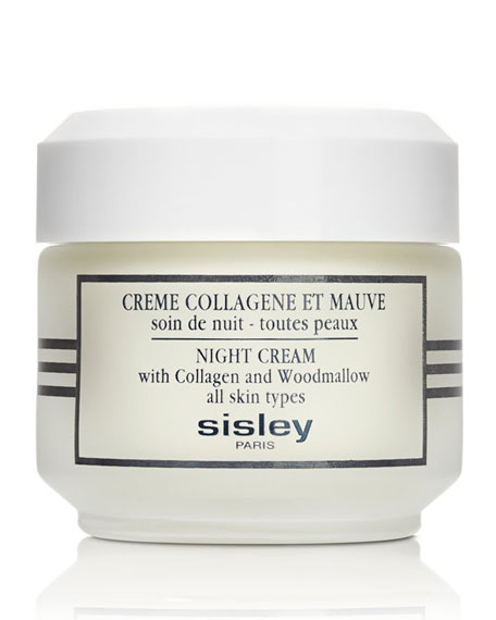 Sisley-Paris Night Complex with Collagen & Woodmallow
