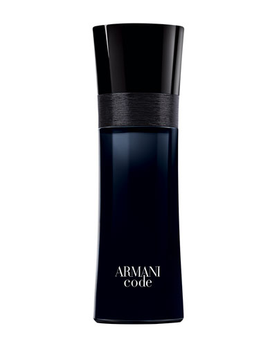 Armani Code Eau de Toilette, 2.5 oz./ 75 mL