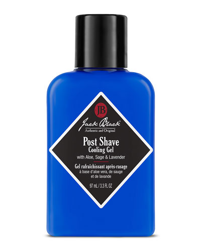 Jack Black Post - shave Cooling Gel, 3.3 Oz.