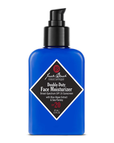 Double-Duty Face Moisturizer, 3.3oz (Men's Health Award Winner)