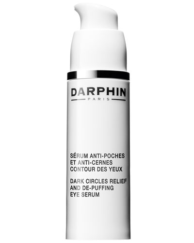 Dark Circles Relief & De-Puffing Eye Serum, 15 mL