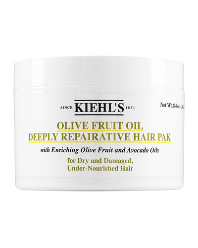 Olive Fruit Oil Deeply Repairative Hair Pak, 8.0 oz.