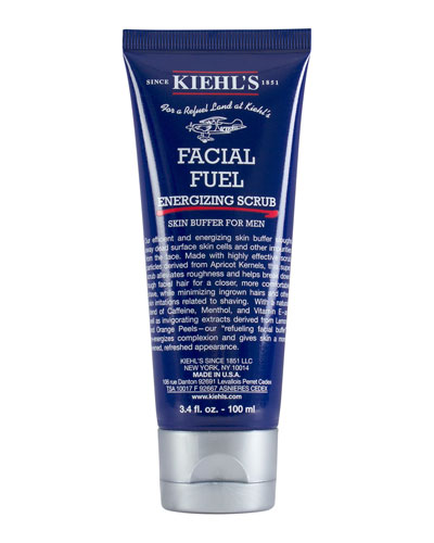 Facial Fuel Energizing Scrub Skin Buffer For Men, 3.4 fl. oz.