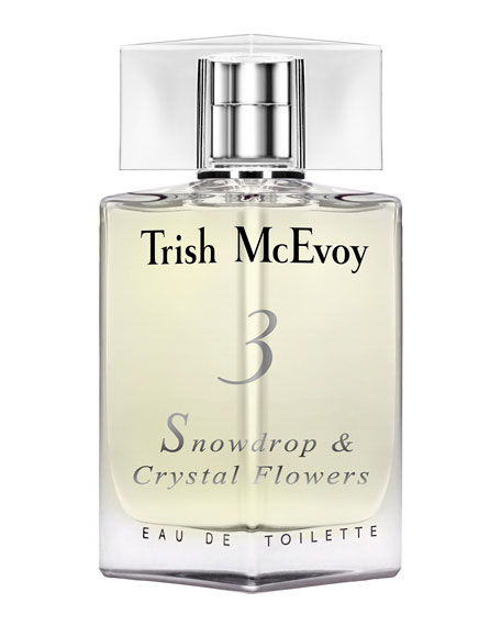 Trish McEvoy N° 3 Snowdrop & Crystal Flowers Eau de Toilette