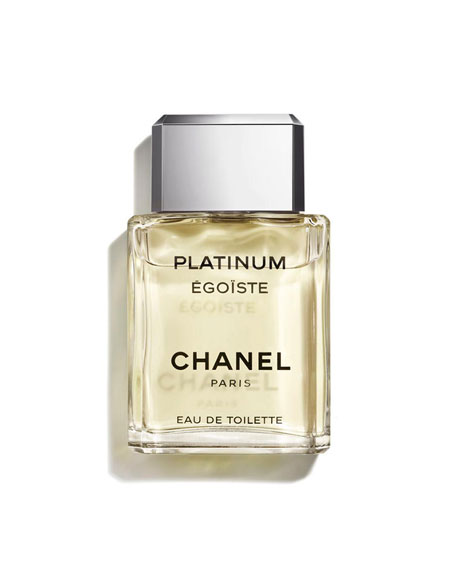 CHANEL <b>PLATINUM EGOISTE </b><br> Eau de Toilette Spray, 3.4 oz.