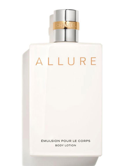 CHANEL <b>ALLURE</b><br>Body Lotion, 6.8 oz.
