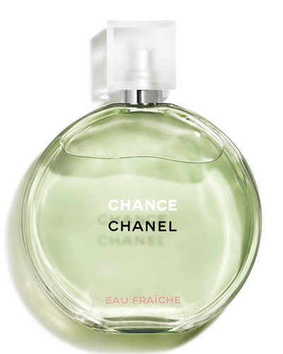 <b>CHANCE EAU FRA&#206;CHE</b><br>Eau de Toilette Spray  3.4 oz./ 100 mL