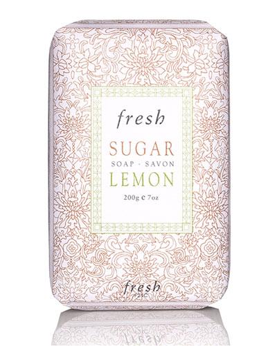 Sugar Lemon Soap, 7 oz.