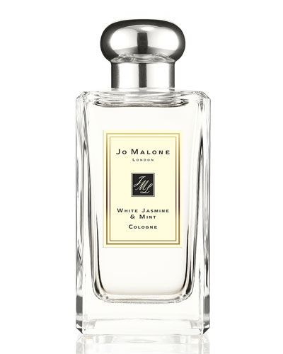 White Jasmine & Mint Cologne, 3.4 oz./ 100 mL