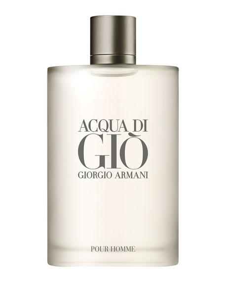 Giorgio Armani 6.7 oz. Acqua di Gio for Men Eau de Toilette