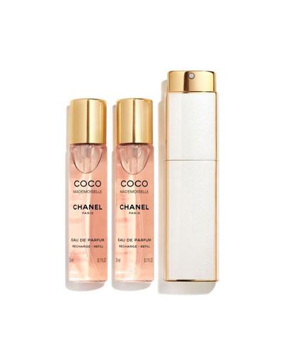 <b>COCO MADEMOISELLE</b><br> Eau De Parfum Twist And Spray