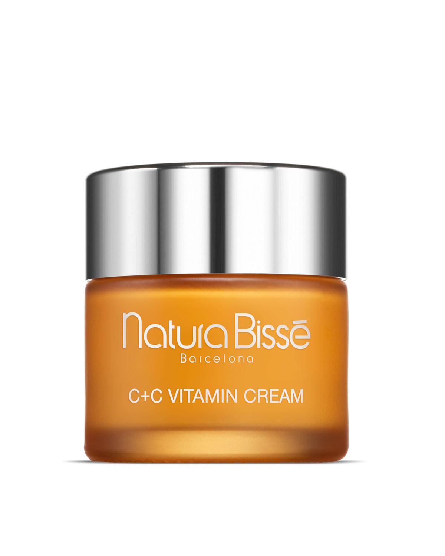 C+C Vitamin Cream, 2.5 oz.