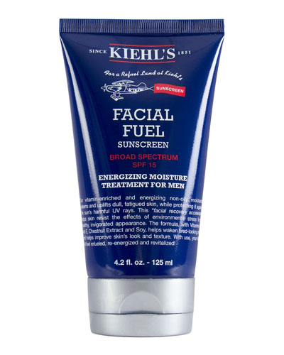 Facial Fuel Energizing Moisture Treatment for Men SPF 15, 4.2 oz.