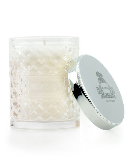 Agraria 3.4 oz. Balsam Crystal Cane Candle